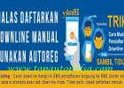 Fitur AutoReg Pendaftaran Otomatis Top Auto Pulsa