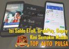 Agen Saldo Etoll GoPay GrabPay Murah